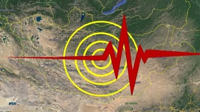 Говь-Алтай аймгийн Тонхил суманд дахин газар хөдөллөө